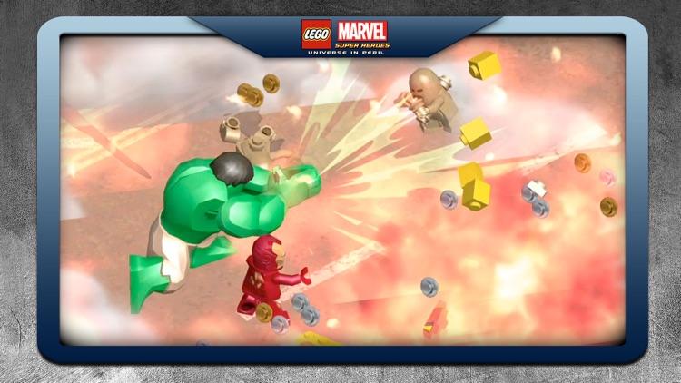 LEGO® Marvel Super Heroes screenshot-3
