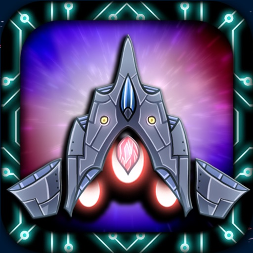 Spaceship Cadet Galaxy Survival Shooter iOS App