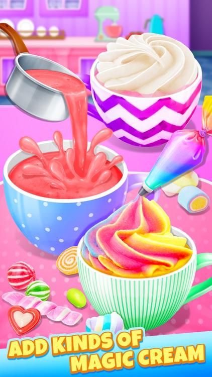 Hot Chocolate - Unicorn Food