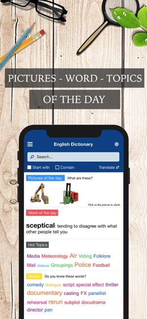 Lmdict English Dictionary Im App Store -
