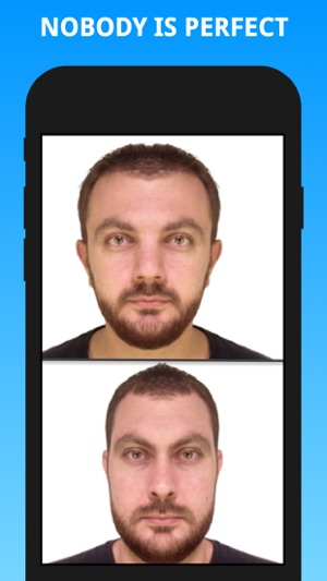 Face Symmetry:nobody's perfect on the App Store