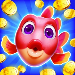 Merge Fish - Idle Tycoon Game