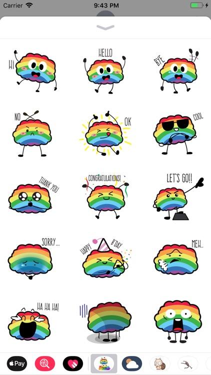 Proud LGBT