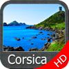Corse Cartes Nautiques GPS HD