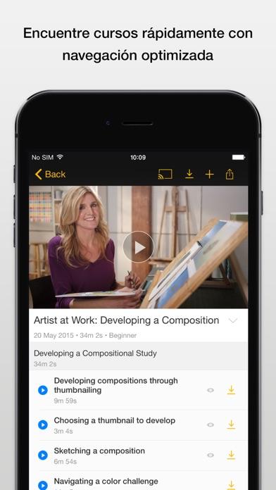 Descargar Lynda.com para Android