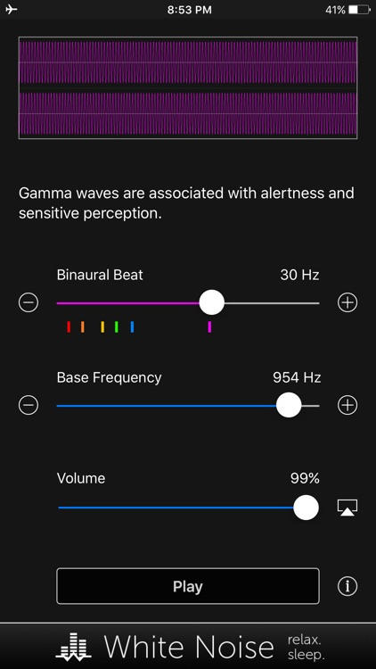 Binaural Beats Generator + screenshot-4