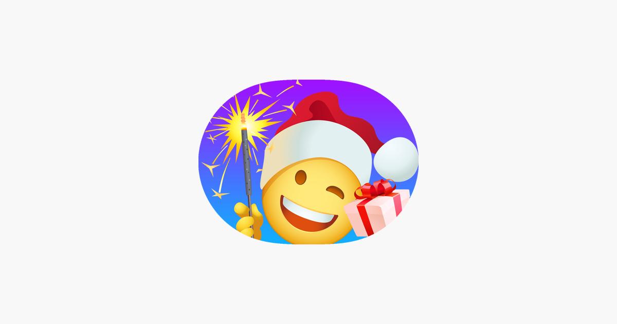 Emoji De Noel Et Le Pere Noel Dans L App Store