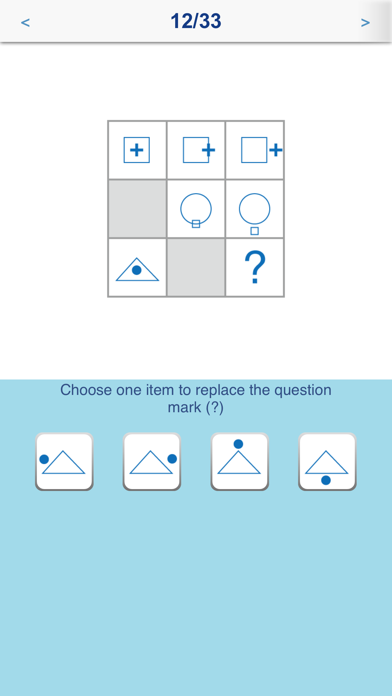 IQ Test Pro - Answers Provided by Pop-Hub Limited (iOS, United