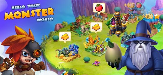 Monster Legendsapk android, pc et ios