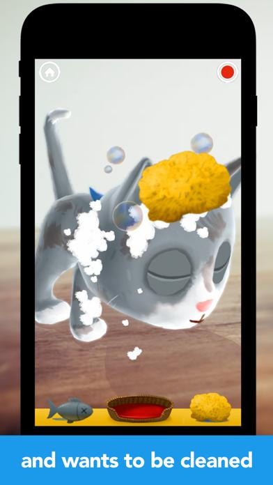 Fiete Cats AR screenshot four