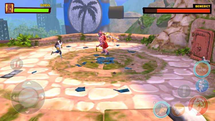 Shaq Fu: A Legend Reborn screenshot-5