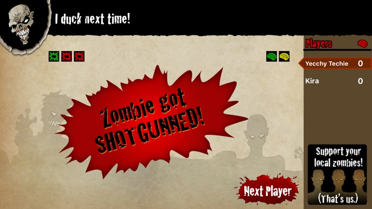 Zombie Dice screenshot-3