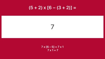 6th Grade Math Testing Prep Screenshots