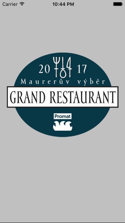 Maurerův Výběr Grand Restaurant