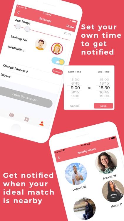 Prompt - AR Dating & Video App screenshot-6