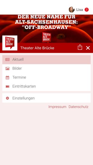 点击获取Theater Alte Brücke