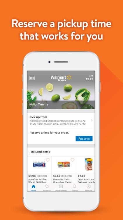 Walmart Grocery screenshot-4
