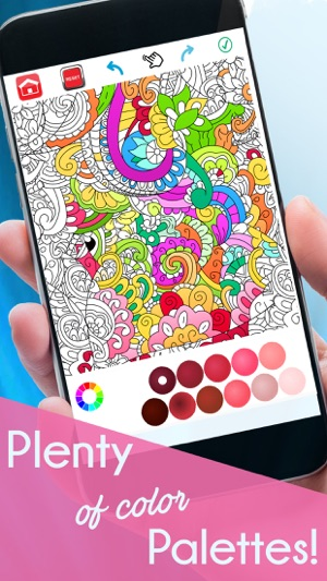 ColorWolf NEW Coloring Book On The App Store