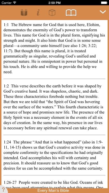 Every Man's Bible screenshot-3