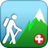 Wanderkarte Schweiz