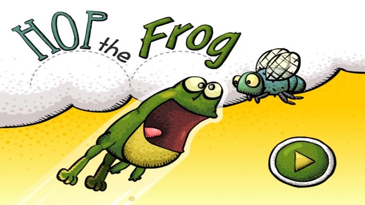 蛙ホップ-青蛙的旅程