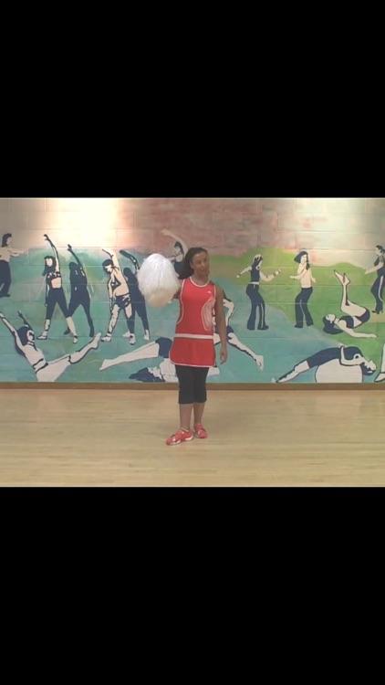 Cheerleading Dance Fitness screenshot-3
