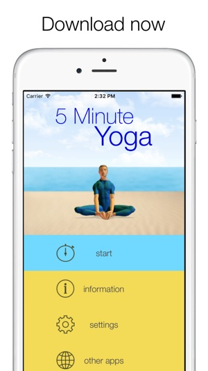 5 Minute Yoga Workouts on the App Store