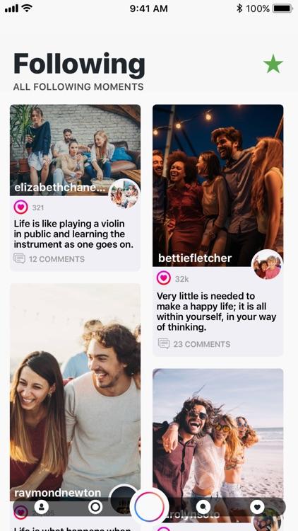 Friendots - Share your friends screenshot-3