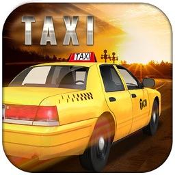 Modern Taxi Driver Duty