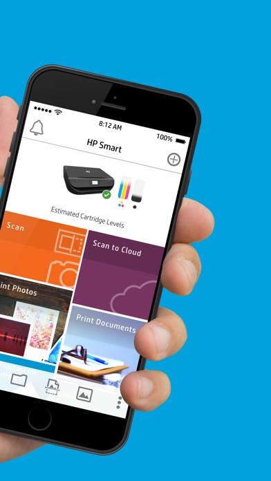 HP Smart - App voor iPhone, iPad en iPod touch - AppWereld