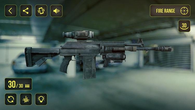 Weapons Builder Simulator screenshot-3