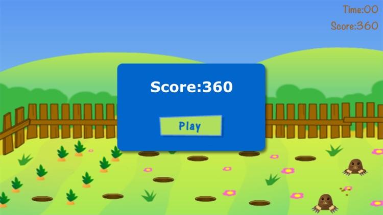 Mole Hunter Official screenshot-4