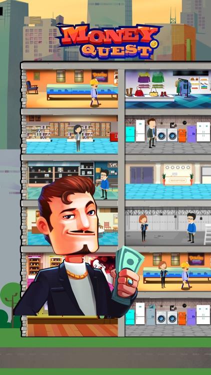 Money Quest-Company President