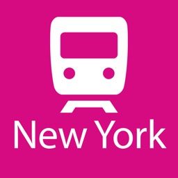 New York Rail Map