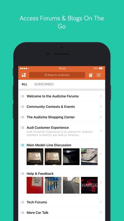 Tapatalk - 200,000+ Forums screenshot-3