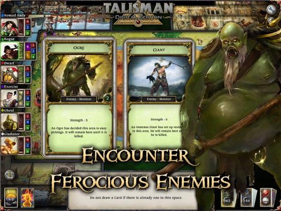 Talisman: DE Screenshots