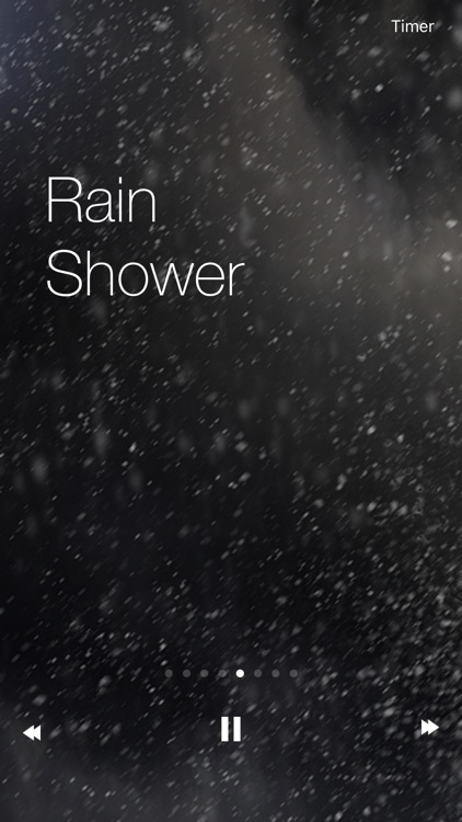 Raining Sounds screenshot-3