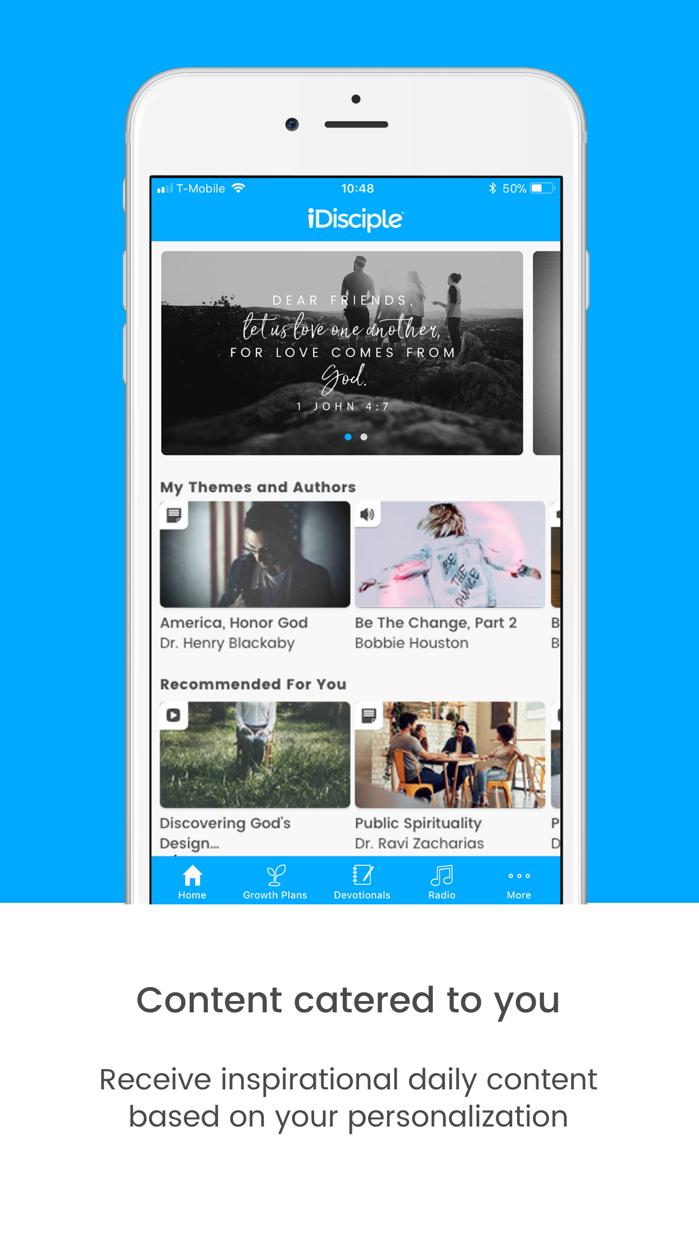 iDisciple Screenshot