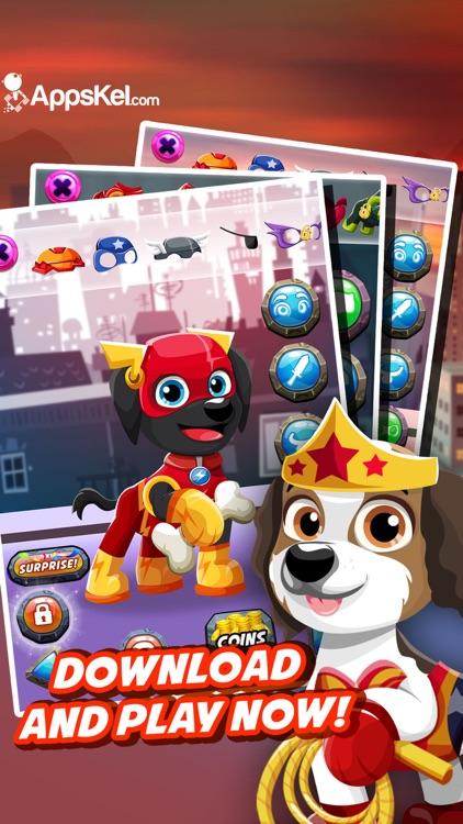 Super-Hero Pups League screenshot-3