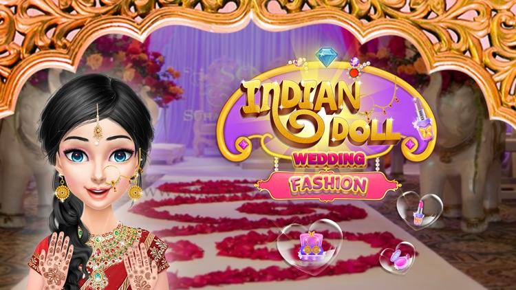 Bridal Makeover Game for Girl