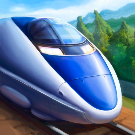 Скоростные Поезда 7 - Япония