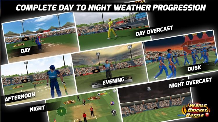 World Cricket Battle screenshot-4