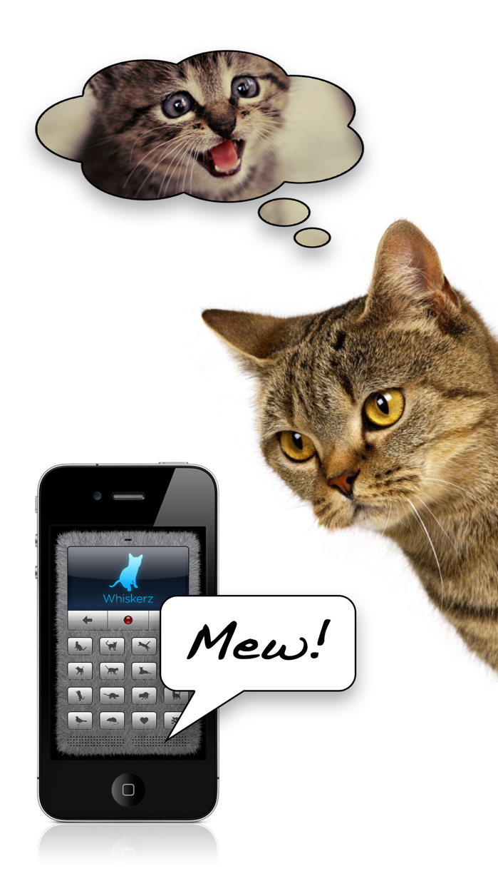 Human-to-Cat Translator Screenshot
