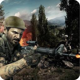 Forest Sniper Terminator:3d