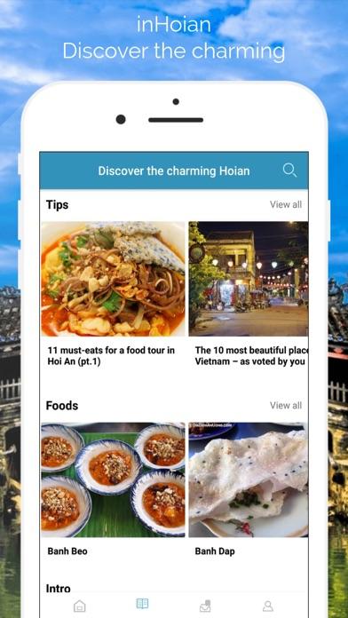 inHoiAn Quang Nam Travel Guide screenshot three