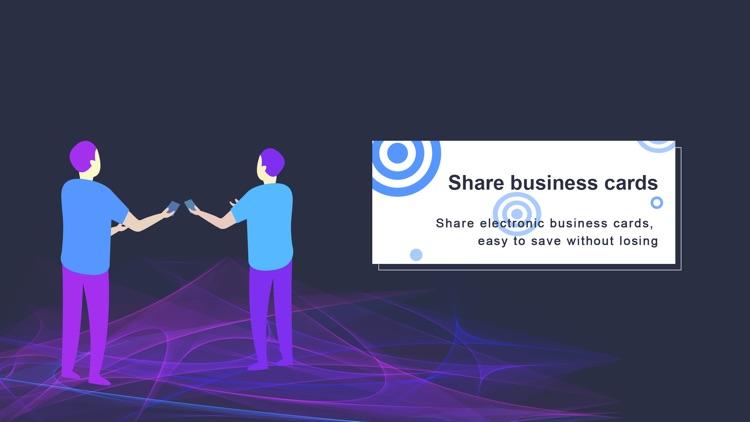 business card scanner-sam pro