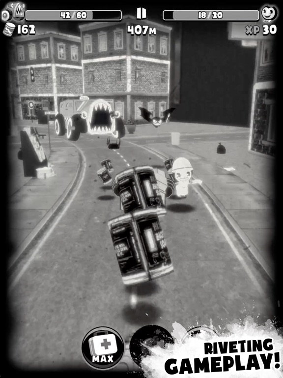 Bendy™ in Nightmare Run screenshot 7