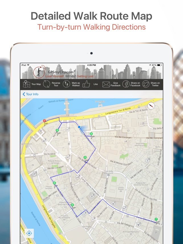 Quebec City Map and Walks on the App Store on