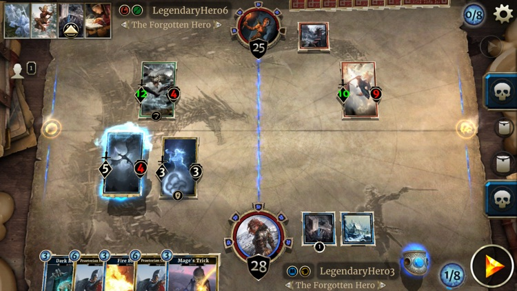 The Elder Scrolls: Legends Heroes of Skyrim