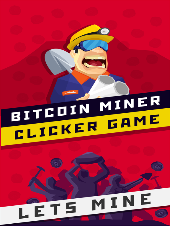 Bitcoin Miner: Clicker Game-ipad-0